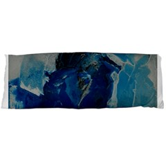 Blue Abstract Body Pillow Cases (dakimakura)