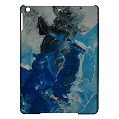 Blue Abstract Ipad Air Hardshell Cases