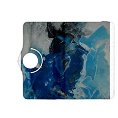Blue Abstract Kindle Fire Hdx 8 9  Flip 360 Case