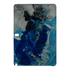 Blue Abstract Samsung Galaxy Tab Pro 12.2 Hardshell Case
