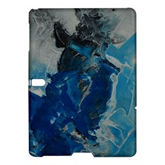 Blue Abstract Samsung Galaxy Tab S (10.5 ) Hardshell Case