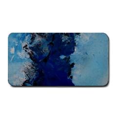 Blue Abstract No.2 Medium Bar Mats