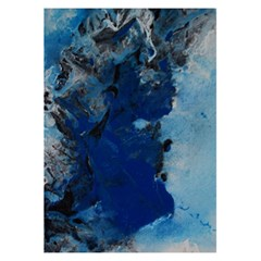 Blue Abstract No 2 5 5  X 8 5  Notebooks