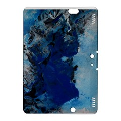 Blue Abstract No.2 Kindle Fire HDX 8.9  Hardshell Case