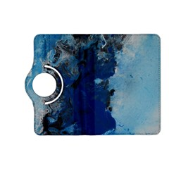 Blue Abstract No 2 Kindle Fire Hd (2013) Flip 360 Case