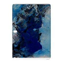 Blue Abstract No.2 Samsung Galaxy Tab Pro 10.1 Hardshell Case
