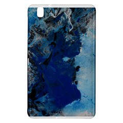 Blue Abstract No.2 Samsung Galaxy Tab Pro 8.4 Hardshell Case