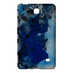 Blue Abstract No.2 Samsung Galaxy Tab 4 (7 ) Hardshell Case