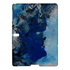 Blue Abstract No.2 Samsung Galaxy Tab S (10.5 ) Hardshell Case