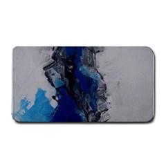 Blue Abstract No.3 Medium Bar Mats