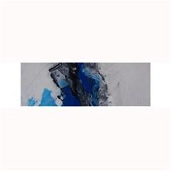 Blue Abstract No.3 Large Bar Mats