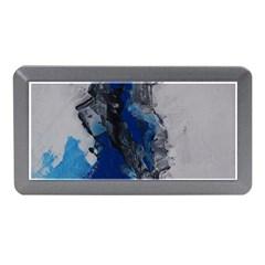 Blue Abstract No.3 Memory Card Reader (Mini)
