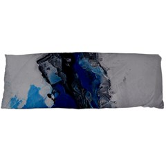 Blue Abstract No 3 Body Pillow Cases Dakimakura (two Sides)