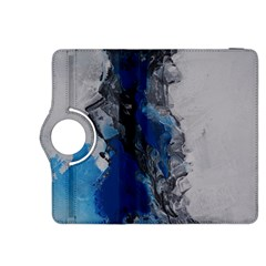 Blue Abstract No.3 Kindle Fire HDX 8.9  Flip 360 Case