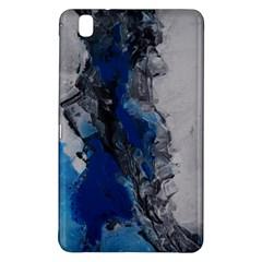 Blue Abstract No.3 Samsung Galaxy Tab Pro 8.4 Hardshell Case