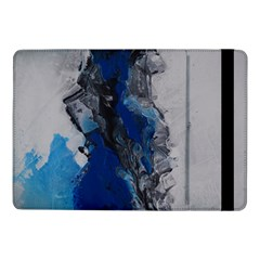Blue Abstract No.3 Samsung Galaxy Tab Pro 10.1  Flip Case