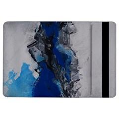 Blue Abstract No.3 iPad Air 2 Flip