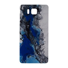 Blue Abstract No.3 Samsung Galaxy Alpha Hardshell Back Case