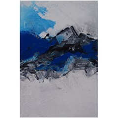 Blue Abstract No 4 5 5  X 8 5  Notebooks