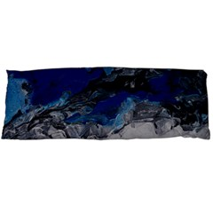 Blue Abstract No.4 Body Pillow Cases (Dakimakura)