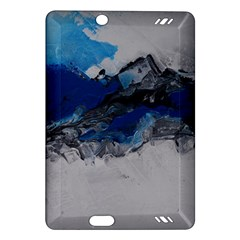 Blue Abstract No 4 Kindle Fire Hd (2013) Hardshell Case