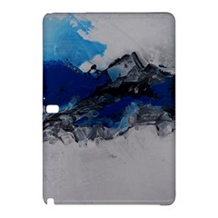 Blue Abstract No.4 Samsung Galaxy Tab Pro 10.1 Hardshell Case