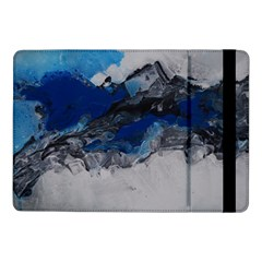 Blue Abstract No.4 Samsung Galaxy Tab Pro 10.1  Flip Case