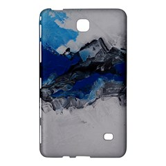 Blue Abstract No 4 Samsung Galaxy Tab 4 (8 ) Hardshell Case