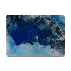 Blue Abstract No.5 Plate Mats