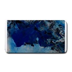Blue Abstract No.5 Medium Bar Mats