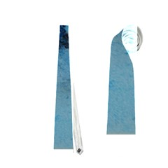 Blue Abstract No 5 Neckties (two Side)