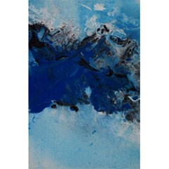 Blue Abstract No.5 5.5  x 8.5  Notebooks