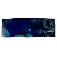 Blue Abstract No.5 Body Pillow Cases (Dakimakura)