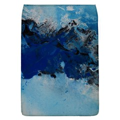 Blue Abstract No 5 Flap Covers (l)