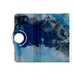 Blue Abstract No.5 Kindle Fire HDX 8.9  Flip 360 Case