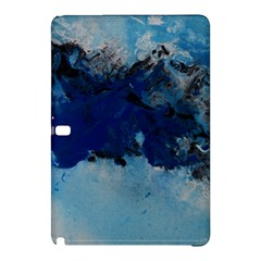 Blue Abstract No.5 Samsung Galaxy Tab Pro 12.2 Hardshell Case