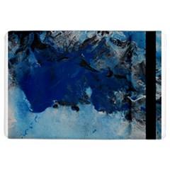 Blue Abstract No.5 iPad Air 2 Flip
