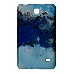 Blue Abstract No 5 Samsung Galaxy Tab 4 (7 ) Hardshell Case
