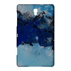Blue Abstract No.5 Samsung Galaxy Tab S (8.4 ) Hardshell Case