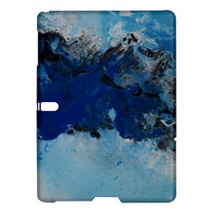 Blue Abstract No.5 Samsung Galaxy Tab S (10.5 ) Hardshell Case