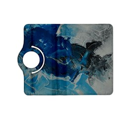 Blue Abstract No. 6 Kindle Fire HD (2013) Flip 360 Case