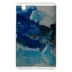 Blue Abstract No  6 Samsung Galaxy Tab Pro 8 4 Hardshell Case