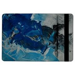 Blue Abstract No. 6 iPad Air 2 Flip