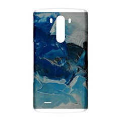 Blue Abstract No. 6 LG G3 Back Case