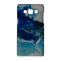 Blue Abstract No. 6 Samsung Galaxy A5 Hardshell Case