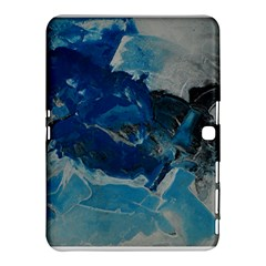 Blue Abstract No. 6 Samsung Galaxy Tab 4 (10.1 ) Hardshell Case