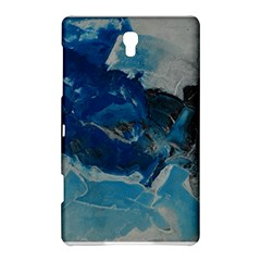 Blue Abstract No. 6 Samsung Galaxy Tab S (8.4 ) Hardshell Case