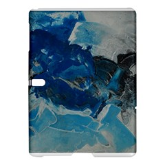 Blue Abstract No  6 Samsung Galaxy Tab S (10 5 ) Hardshell Case