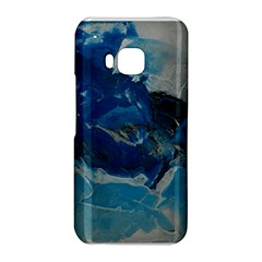 Blue Abstract No. 6 HTC One M9 Hardshell Case