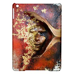 Red Mask Ipad Air Hardshell Cases